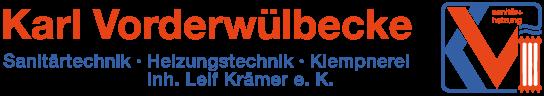 Karl Vorderwülbecke Sanitär & Heizungsbau